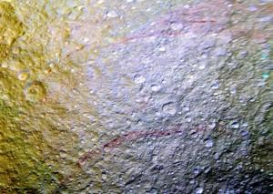 Cassini best 2015 tethys